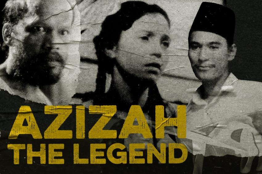 AZIZAH THE LEGEND