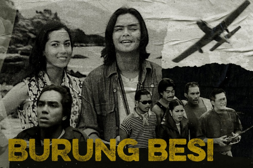 BURUNG BESI