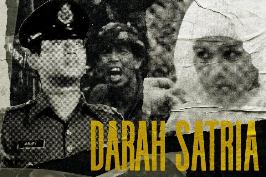 DARAH SATRIA